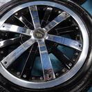 軽自動車用ホイール付きタイヤ4本セット