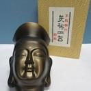 【仏面】広隆寺◆京都◆弥勒菩薩◆高級鋳物◆壁飾り◆美品