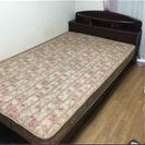 セミダブル フランスベッド