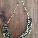 H&Mで購入したネックレス!