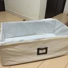 収納ボックス ホワイト