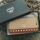 MCMスマホケース★iPhone6Plus用