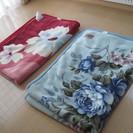 無料です。 日本製 合わせマイヤー毛布 シングル2枚組