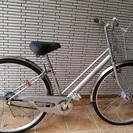 自転車(26型)オートライトつき