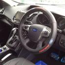 フォード ハンドルカバー レザー❗️パイロット社製 汎用