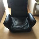 座椅子 レザー調