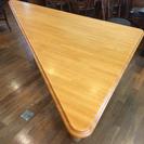 飲食店用 三角テーブル