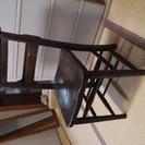 チャーチチェア 教会椅子 レトロ