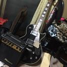 エレキギター  (ケース付き)