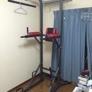 商談終わり【ほぼ未使用】Total fitness 懸垂用器具
