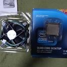 PCパーツ売ります i7 860 マザー、メモリー、セット
