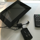 SONYデジタルフォトフレーム・液晶7型