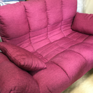使用期間1年間の中古ソファーベッドです。