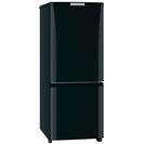 三菱 2015年製 冷蔵庫 ブラック 黒 MR-P15Y-B