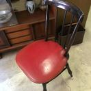 レトロな食卓椅子