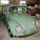 1954年 フォルクスワーゲン タイプ1 オーバルウインドウ