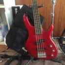 ベース ギター:cort action一式(6点セット)