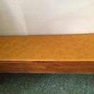 中古 木製ベンチ
