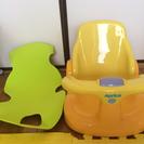 値下げ❗️赤ちゃん快適・ママ安心のバスチェア