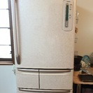 MITSUBISHI 2001年 395L 冷蔵庫!