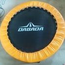 《取引交渉中》DABADA(ダバダ)  トランポリン 大型102c...