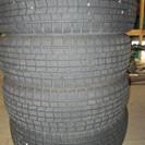 スタッドレスタイヤ FALKEN製 155/65R14 4本セット