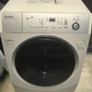 シャープ ドラム式洗濯乾燥機