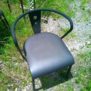 (商談中♪)ガーデニングに♪ 椅子あげます。