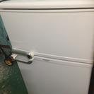 88L 2ドア冷蔵庫 ジャンク品