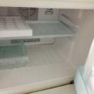 一人暮らし用冷蔵庫、差し上げます。