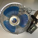 シガーライター、12ボルト扇風機首振り機能付き