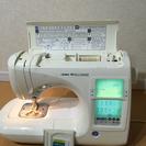JUKI 刺繍機能付きミシン