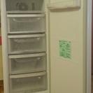三菱121L冷凍庫【MF-U12T-W】家庭用