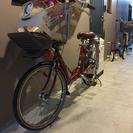 ブリジストン 子供乗せ自転車