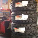 ハンコックタイヤ タイヤ4本工賃込みにて販売します。