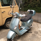 値下げ vespa lx 125 イタリア製