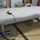 ALEX  収納式電動リクライングベッド・シングルATX-B509ES