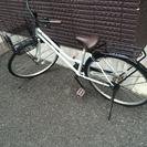 【27型】 【6段変速ギア】 自転車