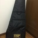 ESPギターケース 500えん