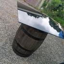 ■高級ウイスキー樽テーブル オシャレなバー・レストランに