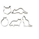 無印良品(MUJI)のクッキー型 猫