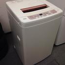 AQUA アクア AQW-KS60B 洗濯機 6kg 2013年製...
