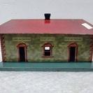 古い鉄道模型セット