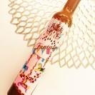 【値下げ】OFESS ボトル型レディース 折り畳み傘