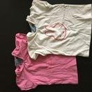 ミッフィー半袖Tシャツ 74サイズ色違いセット