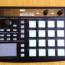新品・未使用★KORG MIDI padKONTROL Black