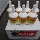 RED LINE ミッションオイル売ります。
