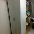 IKEAクローゼット、8/13.14引き取り
