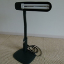 照明器具:電気スタンド(オーム電機製) 値引き中