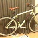 自転車(ピストバイク)